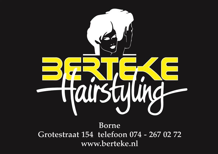 Berteke Hairstyling-logo