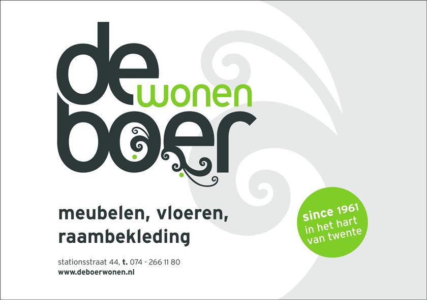 De Boer | Wonen-logo